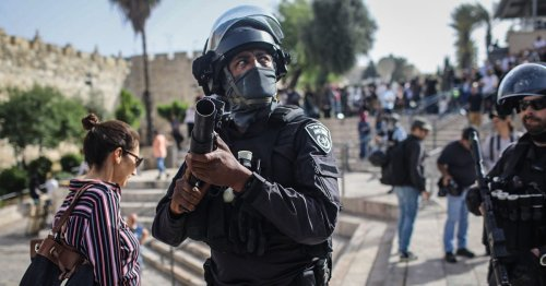 Israel's actions in East Jerusalem are a human rights test for Biden