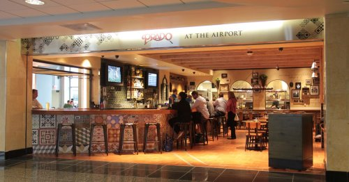 Where to Eat at the San Diego International Airport