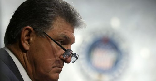 Joe Manchin's surprisingly bold proposal to fix America's voting rights problem