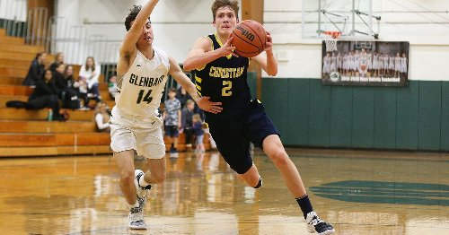 Yorkville Christian's Jaden Schutt hits the recruiting trail after pandemic layoff