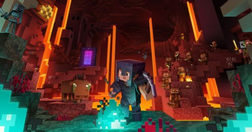 Everything you need to know about Minecraft's major Nether update