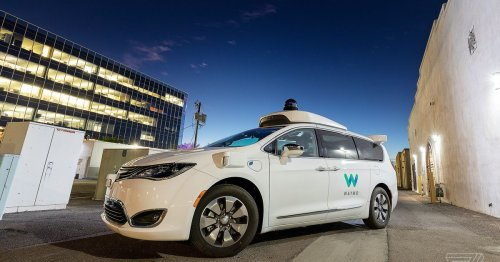 A driverless Waymo got stuck in traffic and then tried to run away from its support crew