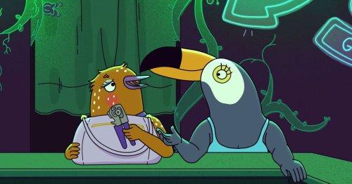 Season 2 of Tuca & Bertie is as smart and daring as ever