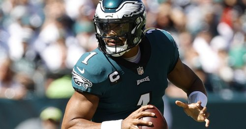 Eagles News: Jalen Hurts is the second-ranked quarterback by PFF's grading