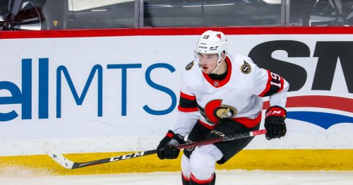 Year in Review: Drake Batherson