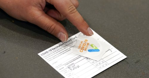 California now offers a digital coronavirus vaccine card. Here's what you should know