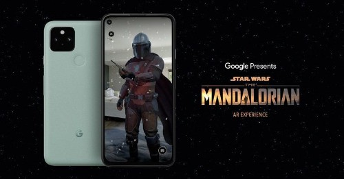 Google and Disney team up for a Mandalorian AR experience