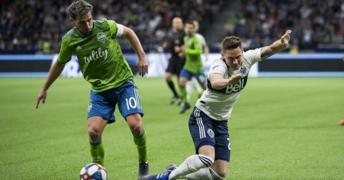 Sounders regular-season finale with Vancouver will be true Cascadia clash