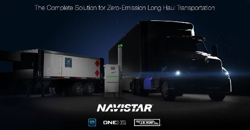 General Motors, after flubbing its deal with Nikola, eyes a new hydrogen truck project