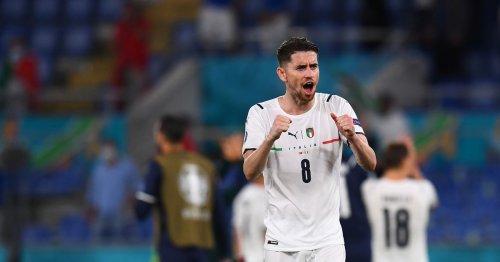 Jorginho, Italy dominate Turkey to kick off Euro 2020 in style