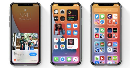 Apple will release iOS 14 and iPadOS 14 on September 16th