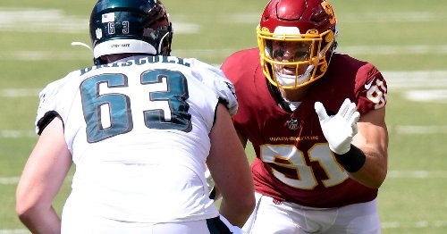 Eagles News: One NFL executive thinks Ryan Kerrigan doesn't have much left in the tank