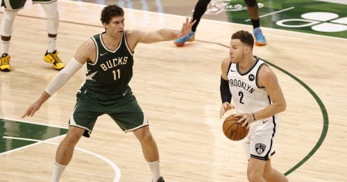 FILM STUDY: Why the Nets went handoff-hunting in Milwaukee