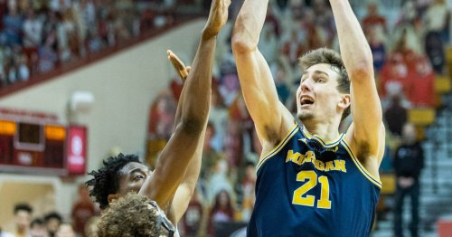 Michigan makes easy work of Indiana, one win away from Big Ten title