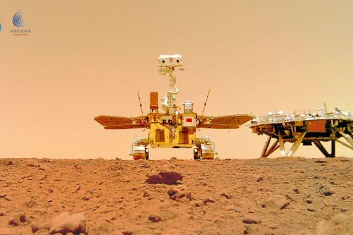 HOW ON EARTH did China Succeed in Landing Zhurong Rover on Mars? Review of CNSA Deep Space Missions