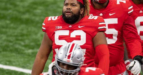Path to the Draft: Wyatt Davis