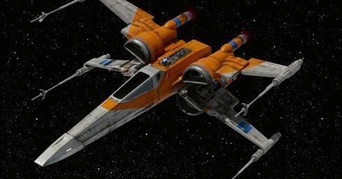 I like X-wings as much as the next guy, but we don't need one in the Smithsonian