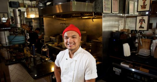 Bad Saint's Award-Winning Chef Is Leaving the Iconic Filipino Restaurant in D.C.