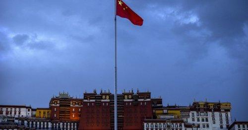 China offers glimpse of Tibetan life without the Dalai Lama