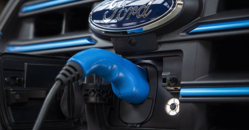 Ford says it will go all-electric in Europe by 2030