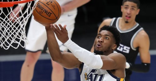 Donovan Mitchell diagnosed with significant ankle sprain following MRI, will be re-evaluated in one week