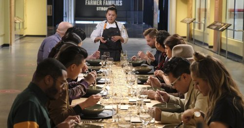 Jamie Tran Talks About the Highs and Lows of the Cheesier the Better on 'Top Chef: Portland'
