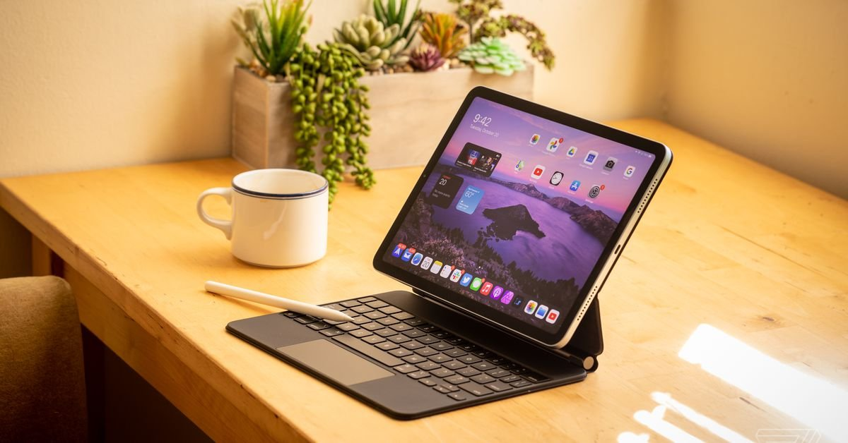 Discover apple ipad pro