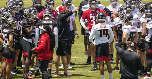 Takeaways from Day 1 of Falcons rookie minicamp