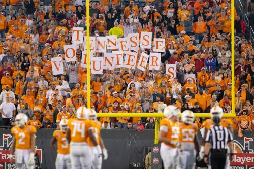 2021 Football Opponent Previews: Tennessee Volunteers