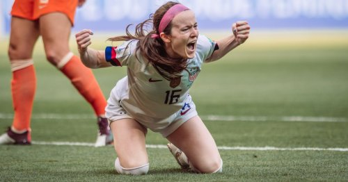 OL Reign add Rose Lavelle for the 2021 season