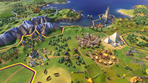 Civilization 6 is coming in October, with big changes