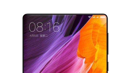 Did Xiaomi just preempt the iPhone 8?