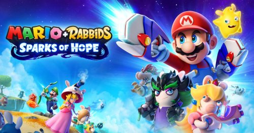Mario + Rabbids 2 coming to Nintendo Switch in 2022