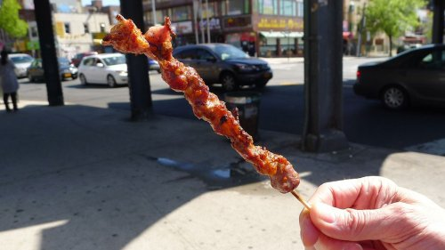 A Brief History of Meat-on-a-Stick