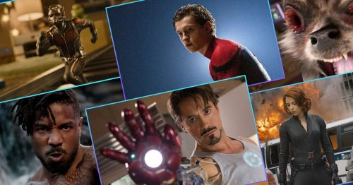 The 50 greatest moments in the MCU