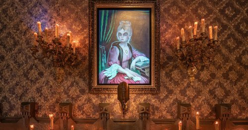 Disneyland reveals latest upgrades to the Haunted Mansion