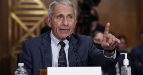Dr. Fauci reveals the important difference between COVID-19 and the 1918 pandemic