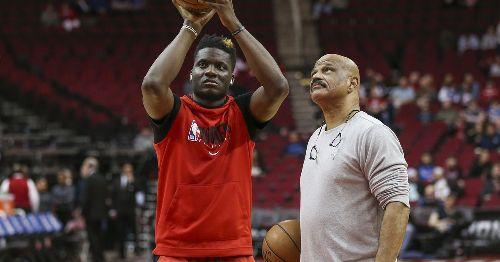 Game chat: Hawks vs. Rockets