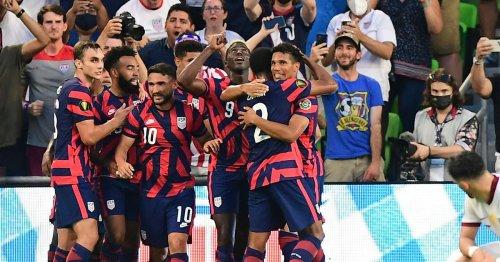 Major Link Soccer: US Men survive Qatar, advance to Gold Cup Final