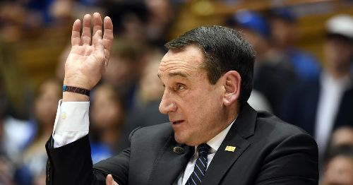 Coach K's Critics Don't Know What They Don't Know