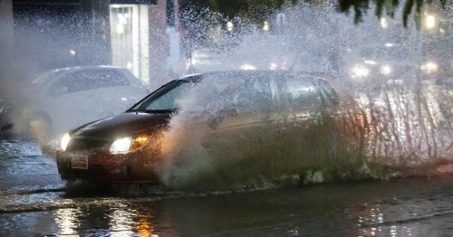 Can flash floods and drought hit Utah at the same time? Yes