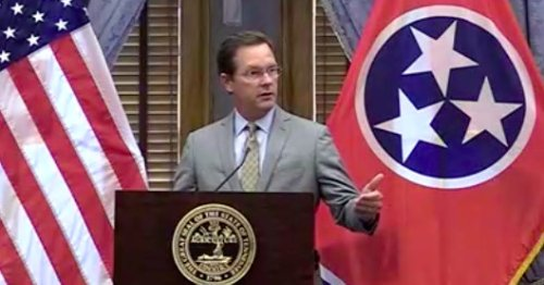 Tennessee lawmaker threatens vouchers for districts that impose COVID restrictions