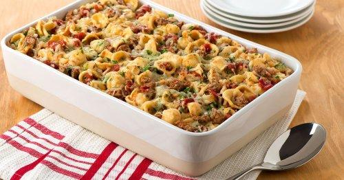 Menu planner: Chicken Parmesan pasta bake adds flavor to your day
