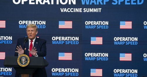 Opinion: Biden's ticket out of the pandemic ... Trump