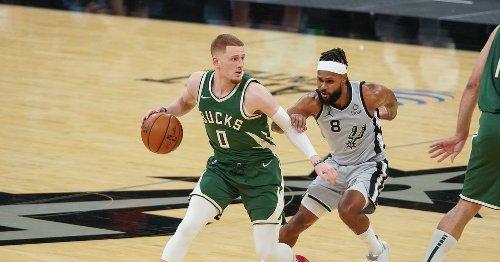 Milwaukee vs. San Antonio: 'Twas a Spur in the Bucks' Boot