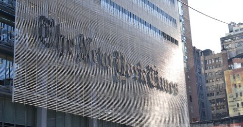 Tech workers at The New York Times have formed a union