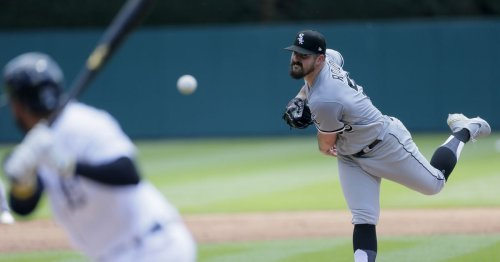 Carlos Rodon's bid for second no-hitter denied, but White Sox complete series sweep