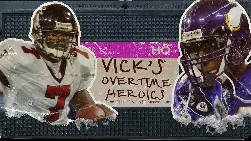 Michael Vick's iconic run deserves a deep rewind