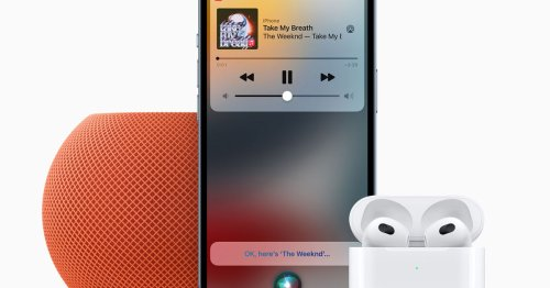 You can now pay $5 a month for Siri to play your music