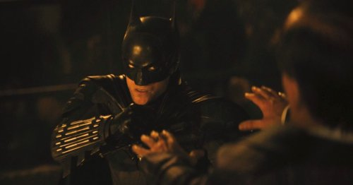 The Batman trailer brings the fear, the riddles, and explosions